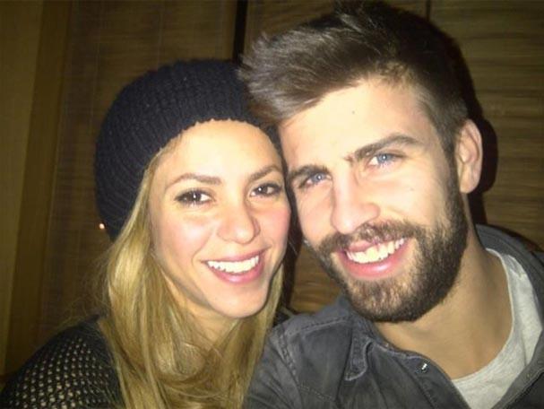 Shakira e Piqué não escondem que adorariam ter mais filhos (Foto: Reprodução/Facebook)