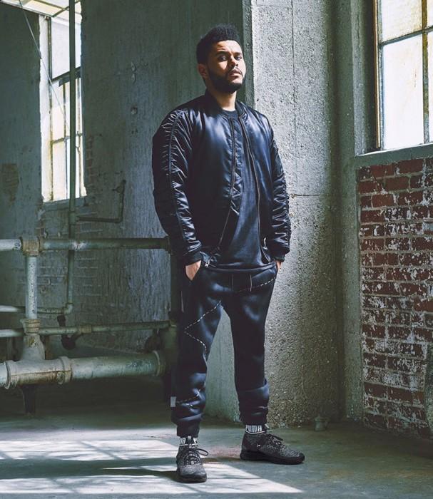 O cantor The Weeknd (Foto: Divulgação)
