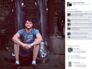 Jovem de 25 anos foi morto ao ser baleado após um assalto no bairro do Imbuí, em Salvador (Foto: Reprodução/ Facebook)