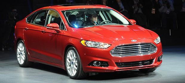 Novo Ford Fusion (Foto: Ford)