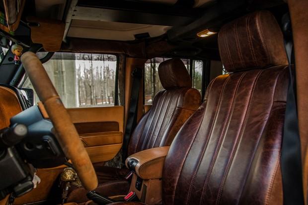 Jeep Wrangler Hunting Unlimited by Vilner (Foto: Divulgação)