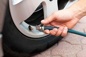 Calibragem dos pneus é método simples para garantir consumo baixo (Foto: Autoesporte)