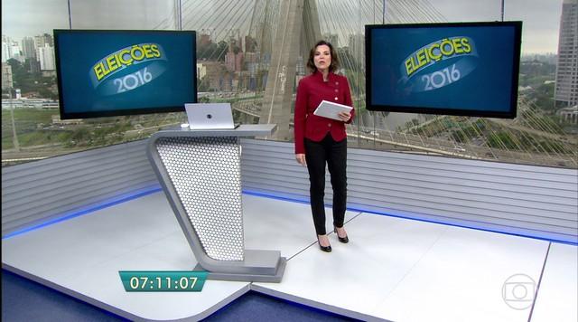 Acompanhe a agenda dos candidatos à prefeitura da capital para a terça-feira (27)