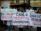 UFRJ de Macaé, RJ, suspende as matrículas do curso de medicina