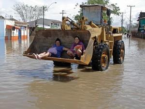 chuva, rs, Eldorado do Sul (Foto: Tamar Aguiar/Agência Free Lancer/Estadão Conteúdo)