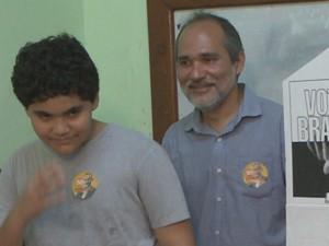 Candidato ao governo do Maranhão Pedrosa (PSOL) (Foto: Reprodução / TV Mirante)