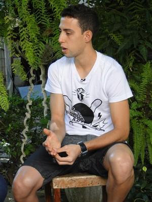 Volante Fillipe Soutto atlético-mg (Foto: Valeska Silva/Globoesporte.com)