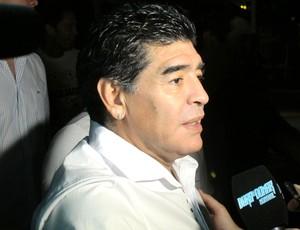Maradona (Foto: Hector Werlang)