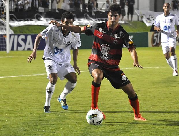 Pedro Ken - ABC x Vitória (Foto: Frankie Marcone / Futura Press)