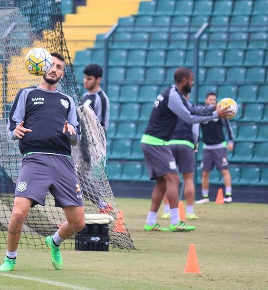 boa e má notícias (Luiz Henrique/Figueirense FC)