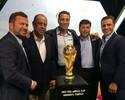 Fabio Cannavaro compara mordida  de Suárez à cabeçada de Zidane