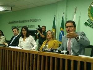 Defensoria Pública pede revogação da prisão de amiga de Gaia no Ceará (Foto: Gioras Xerez/G1 Ceará)