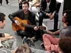 FOTOS: Momentos de descontração e emoção nos bastidores das Audições às Cegas do The Voice