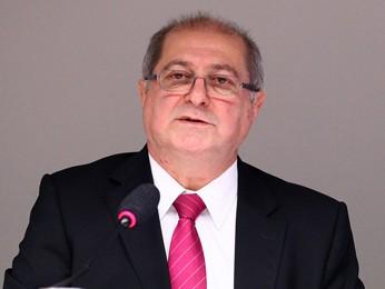 O ministro das Comunicações, Paulo Bernardo, em audiência na Comissão de Ciência e Tecnologia da Câmara (Foto: Antonio Augusto/Câmara dos Deputados)