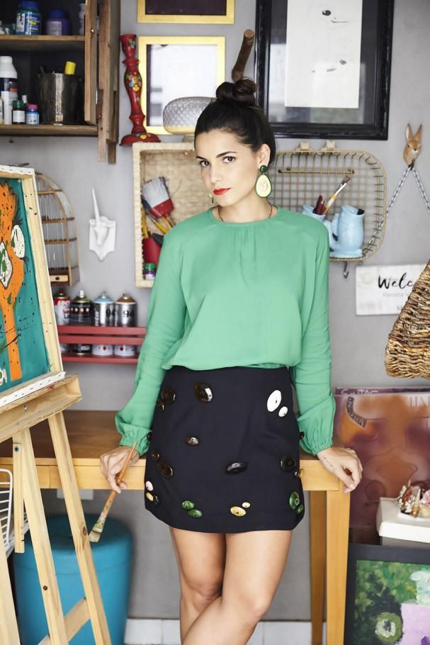 Renata Vanzetto (Foto: Victor Affaro / Arquivo Glamour)