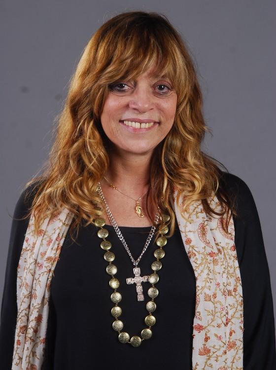Glória Perez: a autora já entregou oito capítulos dos 11 que a série terá (Foto: Rede Globo)