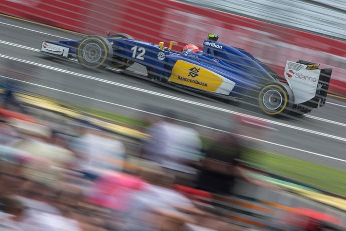 Felipe Nasr GP da Austrália 2015 Sauber (Foto: Divulgação)