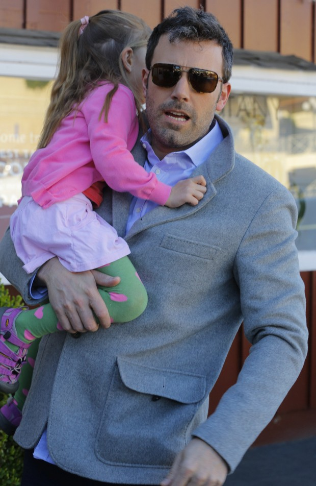 Ben Affleck (Foto: Bebey-Hero-Globo/X17online.com)