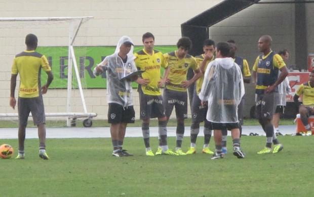 Luiz Alberto e Eduardo Hungaro (Foto: Thiago Benevenutte)