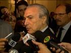 Políticos governistas e OAB rejeitam impeachment e intervenção militar