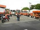 Rodoviários paralisam linhas de ônibus pelo segundo dia em Manaus