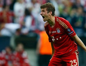 Thomas Mueller gol Bayern de Munique (Foto: Reuters)
