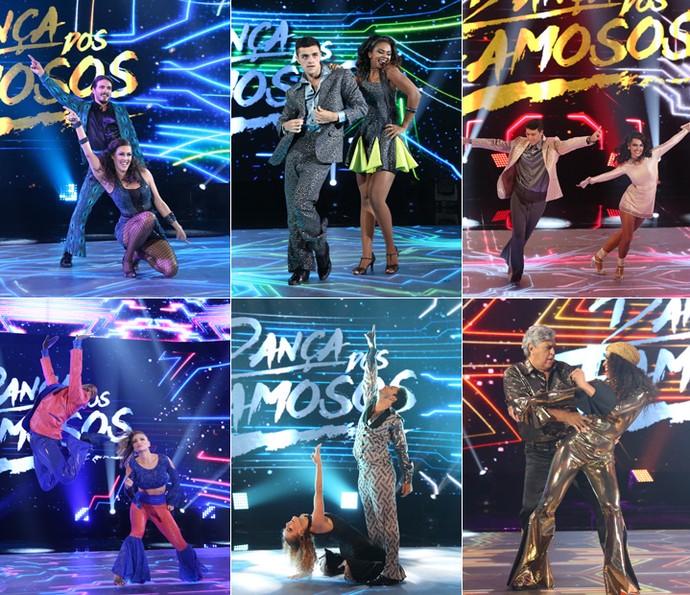 Reveja todas as apresentações dos homens na estreia do 'Dança 2016'  (Foto: Carol Caminha/Gshow)