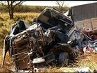 Caminhão-pipa causou acidente com 10 veículos na BR-060, diz motorista