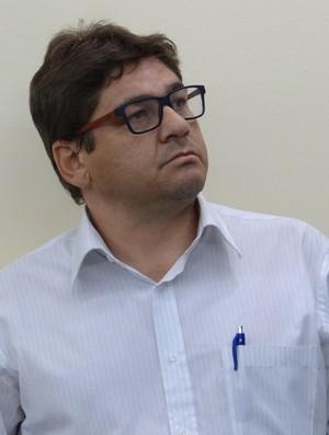 Jaelson Carnaúba, vice amador do ASA (Foto: Leonardo Freire/GloboEsporte.com)