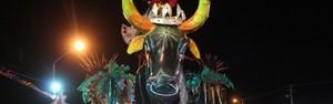 Escolas de samba de Parnaíba agitam 2ª noite de Carnaval (Ellyo Teixeira/G1)