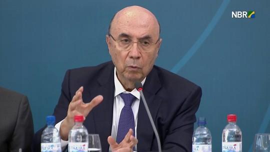 PIB de 2016 é resultado de políticas que levaram o Brasil para a crise, diz Meirelles