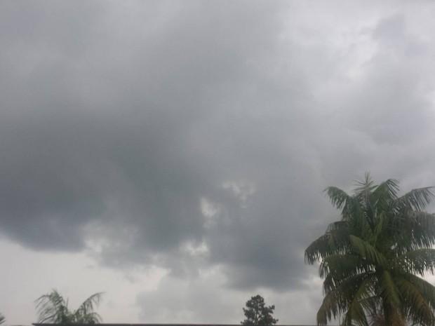 Resultado de imagem para fotos de nuvens carregadas de chuva