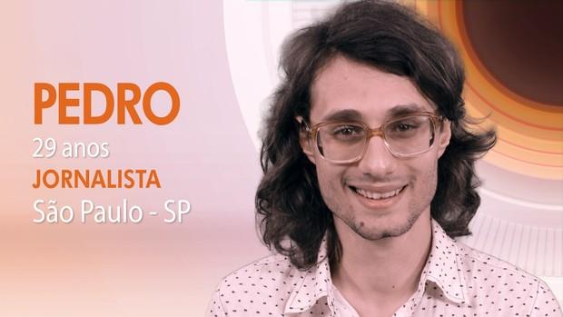 Pedro Falcão (Foto: Divulgação/Globo)