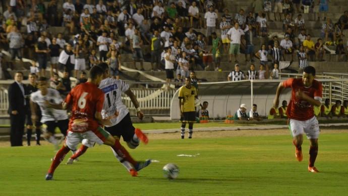 Botafogo-PB, Boa Esporte (Foto: Cadu Vieira / GloboEsporte.com)