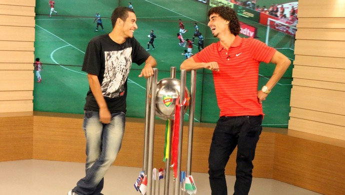Valdívia William Inter (Foto: Tomás Hammes / GloboEsporte.com)