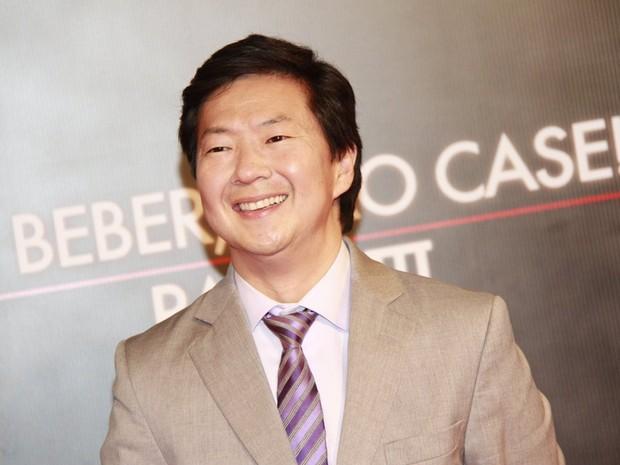 Ken Jeong (Foto: Isac Luz/ EGO)