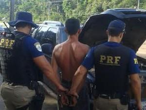 fiscalização da PRF em santarem (Foto: divulgação/ Polícia Rodoviária Federal)