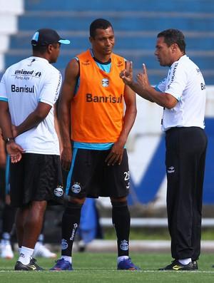 grêmio treino luxemburgo (Foto: Lucas Uebel/Grêmio FBPA)