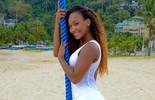 Luana Bandeira aposta em treinos na praia; confira (Marcos Nunes)