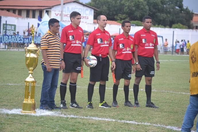 Parnahyba x Picos, Campeonato Piauiense  (Foto: Didupaparazzo )