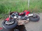Motociclistas morrem em acidente na RJ-158, em São Fidélis