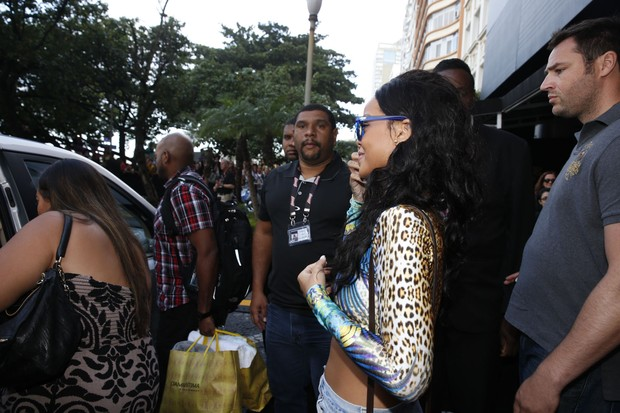 Rihanna (Foto: Felipe Panfili/AgNews)