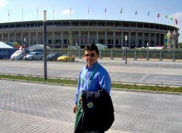 Carlos Ferreira (Foto: Arquivo Pessoal)