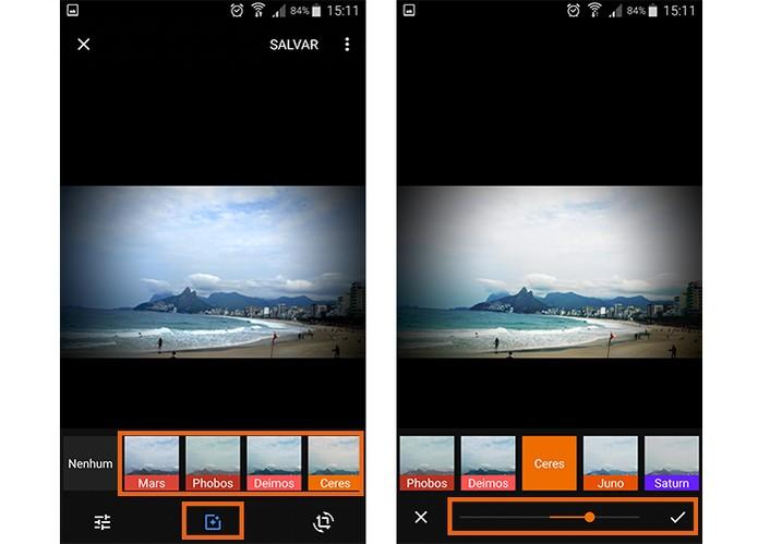 Aplique filtros personalizados em suas imagens pelo Google Photos (Foto: Reprodução/Barbara Mannara)