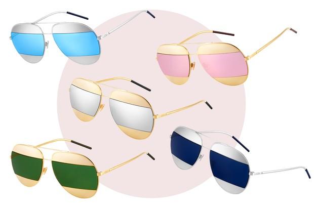 Óculos DIORSPLIT (Foto: Divulgação)