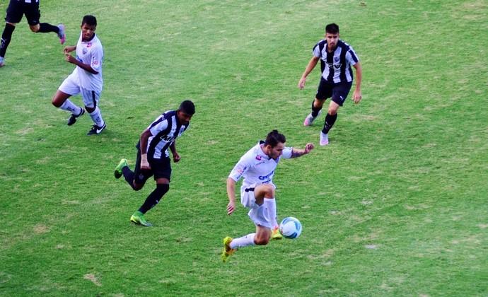 Atlético-MG x Araxá Copa São Paulo de Futebol Júnior (Foto: Danilo Sardinha/GloboEsporte.com)