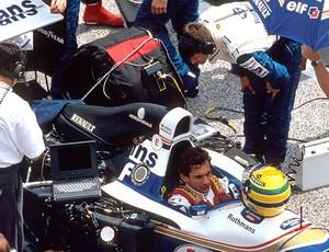 Ayrton Senna GP de San Marino de 1994