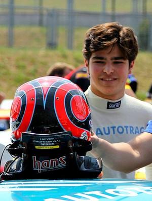Pedro Piquet Porsche Supercup Hungria