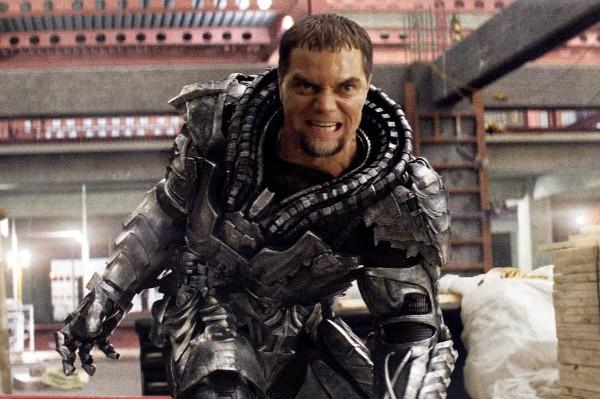 O ator Michael Shannon no papel do General Zod em 'O Homem de Aço' (2013) (Foto: Reprodução)