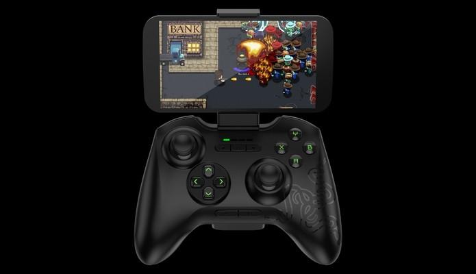 Razer Serval tem plugue ajustável para smartphones e tablets (Foto: Divulgação/Razer)